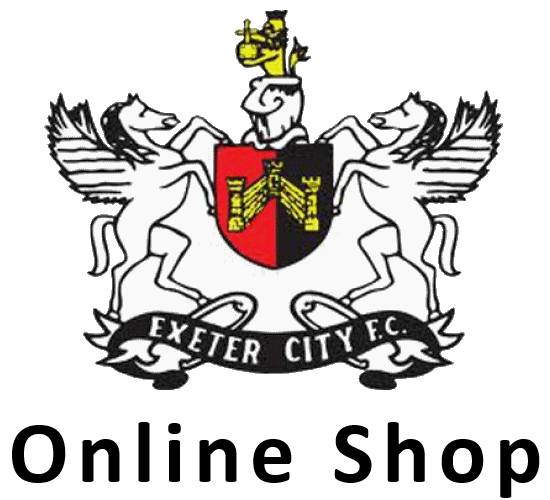 Exeter City Online Shop